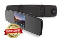 Best MIRROR Dash Cam • YI Mirror Dash Cam, Dual Camera